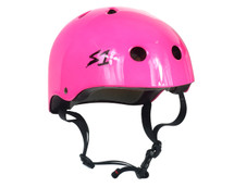 S1 Helmet | S1 x Undialed Collab | Hot Pink Gloss