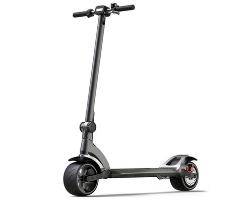 Mercane WideWheel Electric Scooter | Dual Motor 8.8A