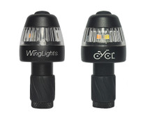 WingLights Bar End Indicators | 360 Fixed