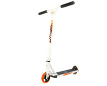Root Industries Lithium Complete Scooter | White / Orange