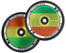 Root Industries AIR 110mm Wheels | Specialty | Black PU | Marley | Pair