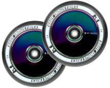 Root Industries AIR 110mm Wheels | Specialty | Black PU | Rocket Fuel | Pair