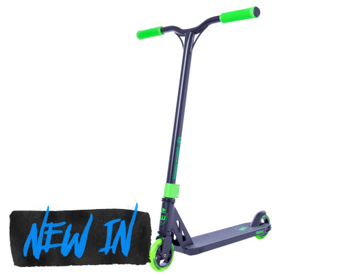 Longway Prime Series 2 Complete Scooter | Green
