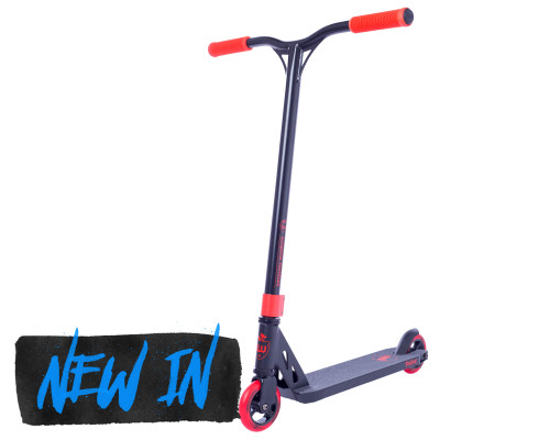 Longway Prime Series 2 Complete Scooter | Red