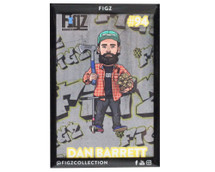 Figz Collection Sticker | #94 | Dan Barrett