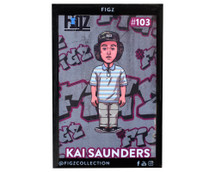 Figz Collection Sticker | #103 | Kai Saunders