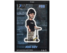 Figz Collection Sticker | #88 | Jon Dev