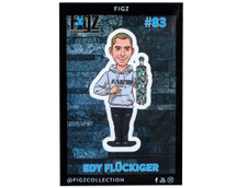 Figz Collection Sticker | #83 | Edy Fluckiger (Team Edition)