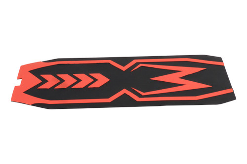 Kaabo Mantis Electric Scooter Part | Silicone Foot Mat | Red
