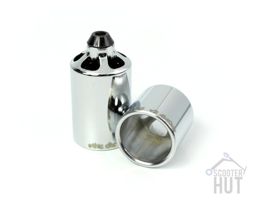Ethic Steel Pegs | Chrome