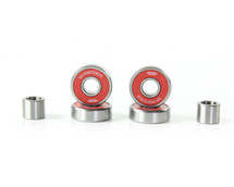 Six Shooter Bearings