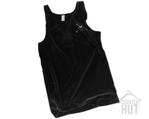Scooter Hut Boss Singlet - Black
