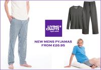 Organic Cotton Pyjamas Men