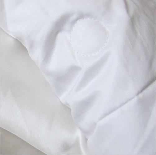 Silk Duvet Summer 4 Tog - Jasmine Silk