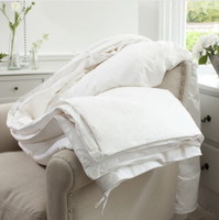 Silk Duvet Combination 13 Tog (9 + 4Tog)  - Jasmine Silk