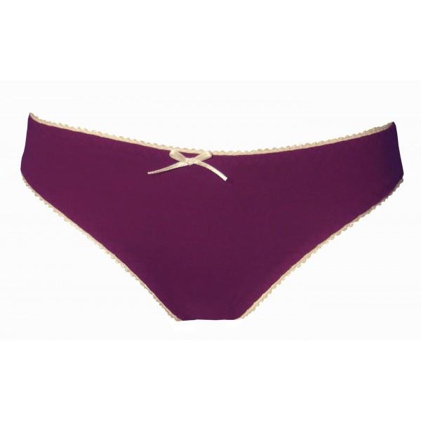 Elegance Panty Plum - Peau Ethique