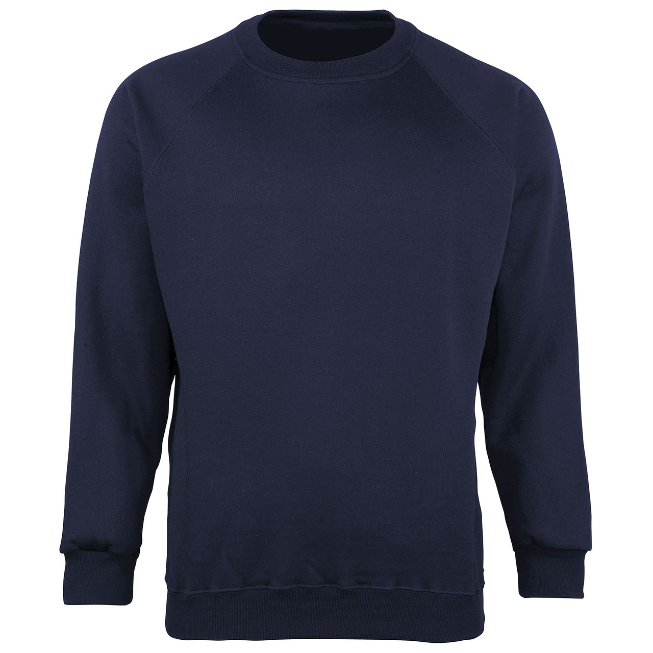Organic Cotton School Sweatshirt - Navy