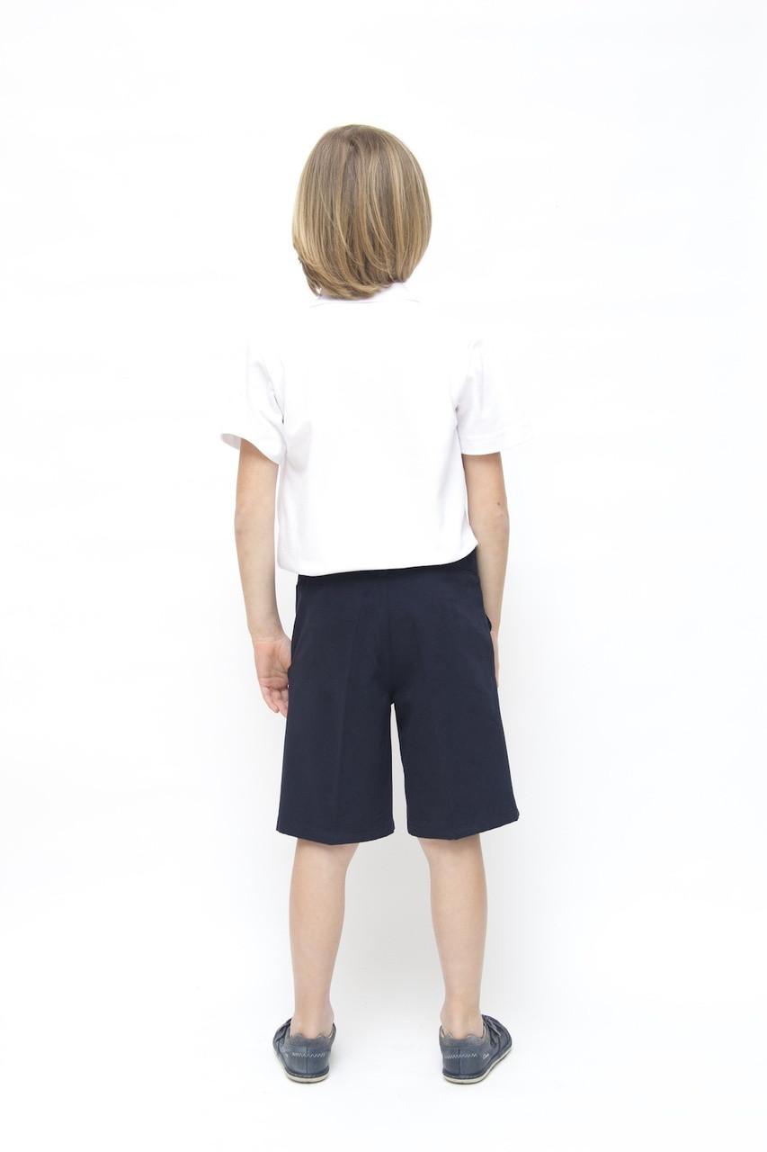 Organic School Uniform - Navy Boys Shorts