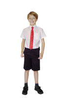 Organic School Uniform - Black Boys Shorts