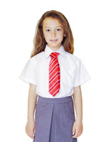 Organic School Uniform - Unisex Short Sleeve Shirt