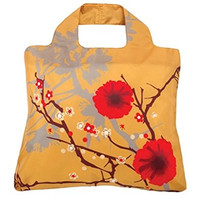 Cherry Camellia Reusable Shopping Bag - Envirosax