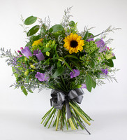 Seasonal Selection British Flowers Bouquet