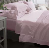 Silk Bed Linen Pink - Jasmine Silk