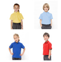 Organic School Uniform - Polo Shirt