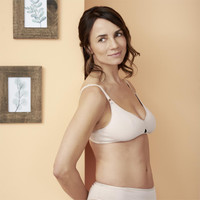 Gabriela Triangle Bra in Skin - Living Crafts