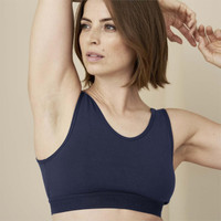 Sports Bra Navy - Living Crafts