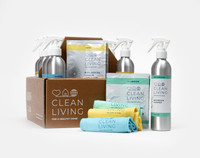 Complete Cleaning Kit - Clean Living