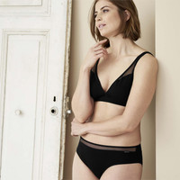 Isalie Panty in  Black - Living Crafts