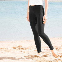 Annedore Leggings in Black - Living Crafts