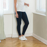 Annedore Leggings in Navy - Living Crafts