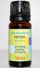 Lemon Essential Aromatherapy Oil - Citrus Limonum