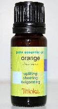 Orange Essential Aromatherapy Oil - Citrus Sinensis