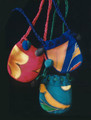 Silk Talisman Bag
