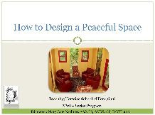 How To Design A Peaceful Space