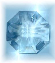 Swarovski Octagon Crystal