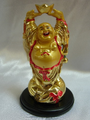 Golden Ho Tai Buddha | Feng Shui Emporium at Lucky Cat . com