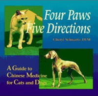 Four Paws Five Directions, <font color='#000099'>by Cheryl Schwartz, DVM</font>