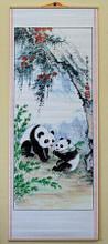 Panda Scroll