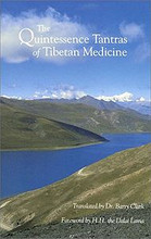 The Quintessence Tantras of Tibetan Medicine, transl. by Dr. Barry Clark, forward by H.H. the Dalai Lama