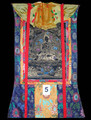 Green Tara Thangka, Gold #5