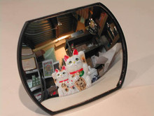 Convex Rectangular Mirror