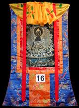 Buddha Thangka, Gold