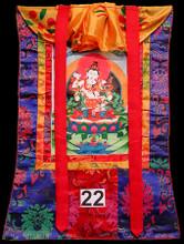 Tibetan Thangka #22