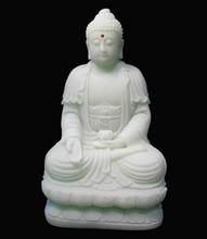 Meditating Buddha Glows-in-Dark