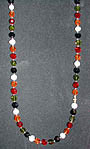 Five Element Crystal & Pearl Necklace