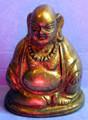 Small Brass Ho Tai Buddha